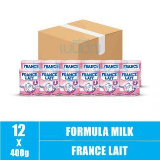 France Lait (1) 0-6M 400g (12)CTN