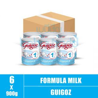 Guigoz (1) 0-6M 900g (6)CTN