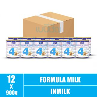 inMilk Nutrition Stage 4 900gCTN