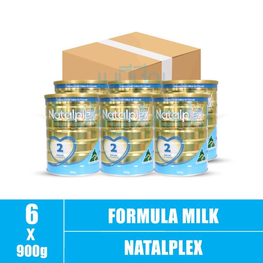 NATAPLEX (2) 6-12M 900g (6)CTN