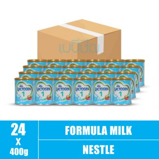 Nestle Lactogen (1) Happy Nutrigro 400g(24)CTN