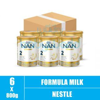 NAN Supermil (2) 12-36M 800g (6)CTN