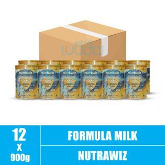Nutrawiz Kids Formula 3y+ 900g (6)CTN