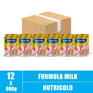 NutriGold SmartGro (2) 6-24M 800g (12)CTN