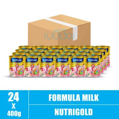 NutriGold SmartGro (2) 6-24M 400g (24)CTN