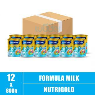 NutriGold SmartGro (3) 800g(12)(CTN)
