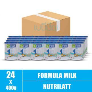 Nutrilatt, Stage 1 400g(24)CTN