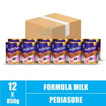 Pediasure Strawberry 850g(12)CTN