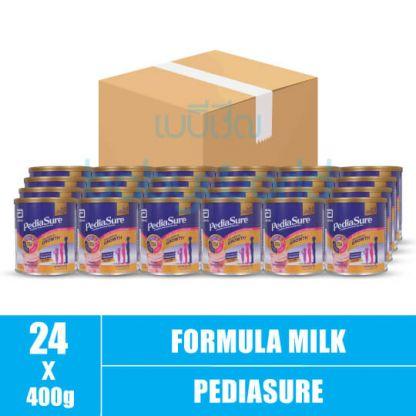 Pediasure Supersonic Strawberry 400g(24)CTN