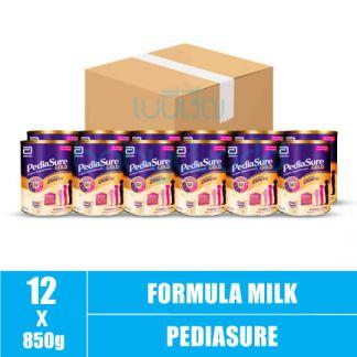 Pediasure Vanilla 850g(12)CTN