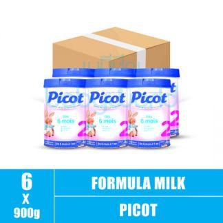 Picot Milk II 900g(6)CTN