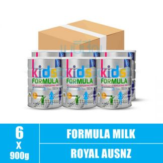 ROYAL AUSNZ KIDS 3y+ 900g (6)CTN