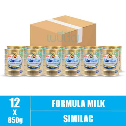 Similac Follow-On (2) 6-24M 850g (12)CTN