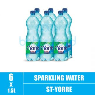 ST-YORRE sparkling water 1.5L (6)(CTN)