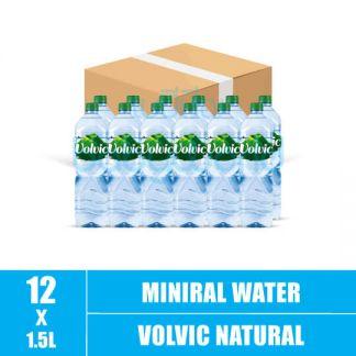 Volvic Water 1.5L (12)(CTN)