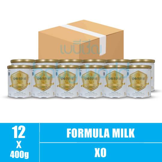 XO Milk (1) 1-3M 400g (12)CTN