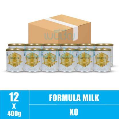 XO Milk (2) 3-6M 400g (12)CTN