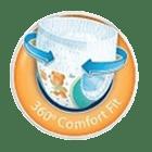 360 Comfort Fit Waistband