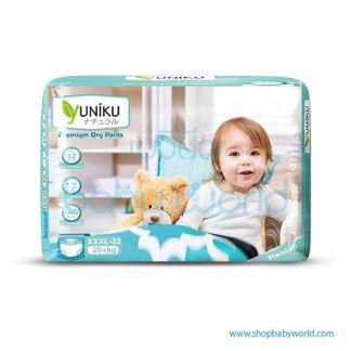 YUNIKU Premium Dry Pants Size XXXL(4)