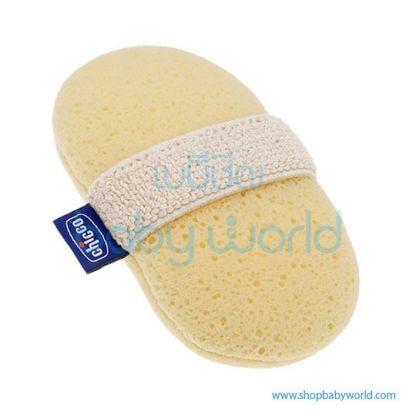 Chicco Sponge Bath Glove Baby Moments (6)