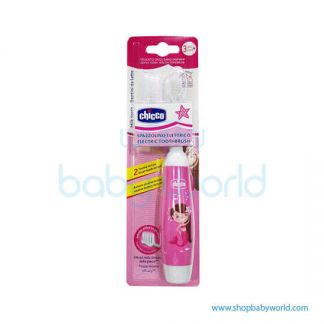 Chicco Electric Toothbrush Girl (6)