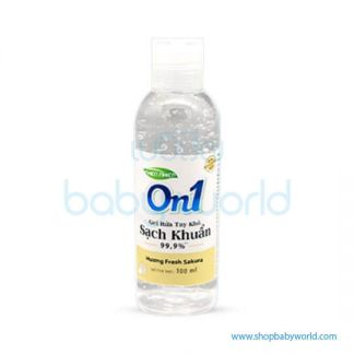 Hand Sanitizer  Gel On1 100ml (48)