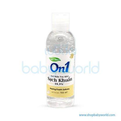 Hand Sanitizer Gel On1 100ml (48)