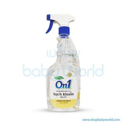 Hand Sanitizer Gel On1 650ml (18)