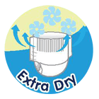 Super Dry And High Absorbency