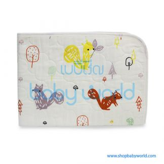 Muslin Tree Waterproof washable Underpad 70x110cm GND180820019