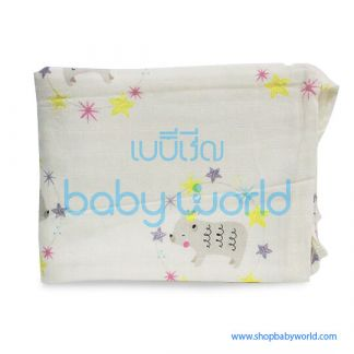 Muslin Tree Pure Cotton Baby Towel 85*85cm JHB251014