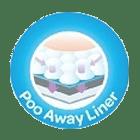 Poo Away Liner