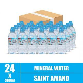 Saint Amand Mineral Water 0.3L(24)CTN