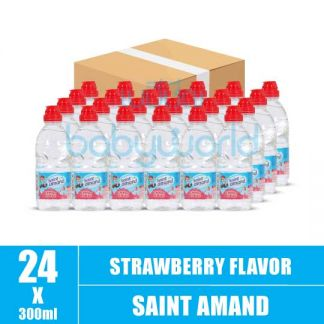 Saint Amand Strawberry Flavor 0.33L(24)CTN