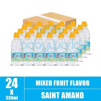 Saint Amand Mixed Fruit Flavor 0.33L(24)CTN