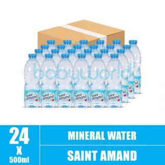Saint Amand Mineral Water 0.5L(24)CTN