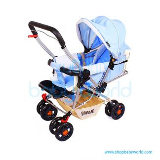 Failin BF-889B Baby Stroller (Blue)