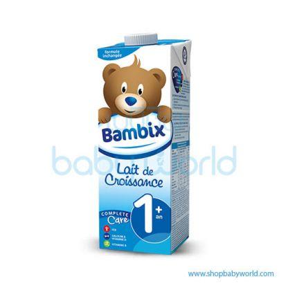 Bambix Infant Liquid Milk (1+) 1L (12)