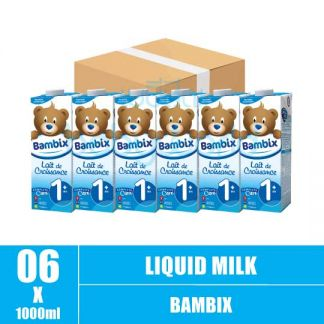 Bambix Infant Liquid Milk (1+) 1L (6)CTN
