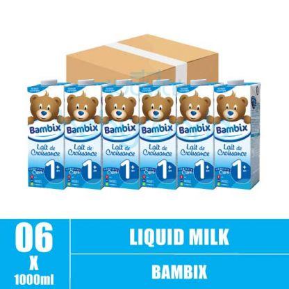 Bambix Infant Liquid Milk (1+) 1L (12)CTN