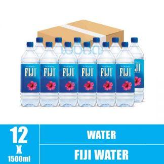 FIJI Water 1.5L(12)CTN