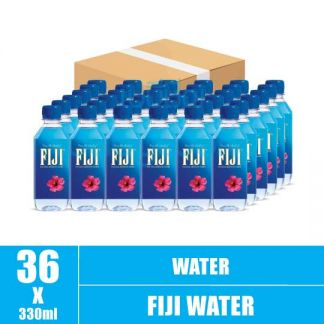 FIJI Water 330ml(36)CTN