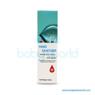 Hand Sanitizer Mist Prey 120ml (120)