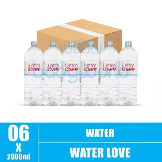 Water Love 2L(6)CTN