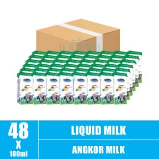 Angkor Milk Sweet (1x4) 180ml(48)CTN