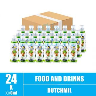 Dutchmill Soy Milk GABA Rice in Pet Bottle(24)CTN