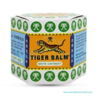 Tiger Balm 19.4GM White bottle (144)