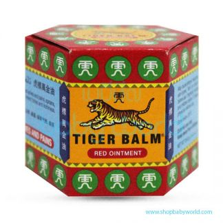 Tiger Balm 19.4GM Red bottle (144)