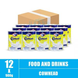 Cowhead milk powder 900g(12)CTN