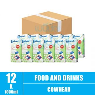 Cowhead Slim milk 1L(12)CTN